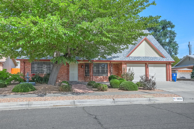1408 HIAWATHA Street NE, Albuquerque, NM 87112