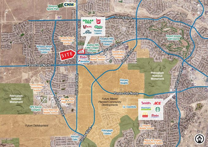 6521 PARADISE Boulevard NW, Albuquerque, NM 87114