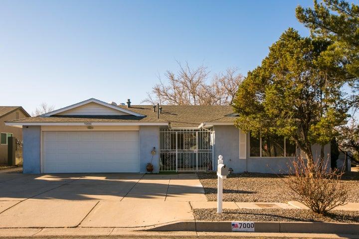 7000 WELTON Drive NE, Albuquerque, NM 87109