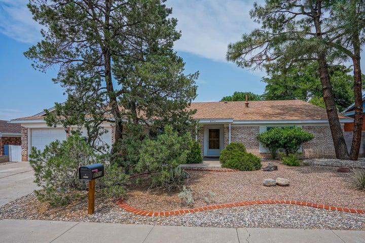 8711 DELAMAR Avenue NE, Albuquerque, NM 87111