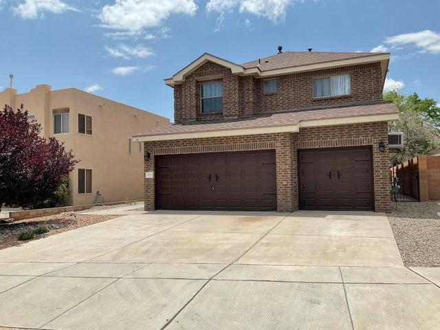 7704 BRIANNE Avenue NW, Albuquerque, NM 87114