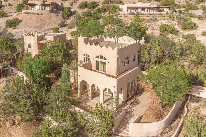 Lovely Castle in Placitas