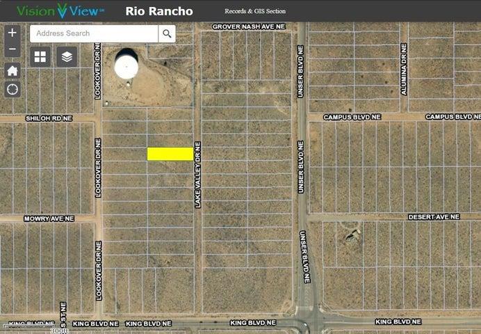 3607 Lake Valley Drive NE, Rio Rancho, NM 87144