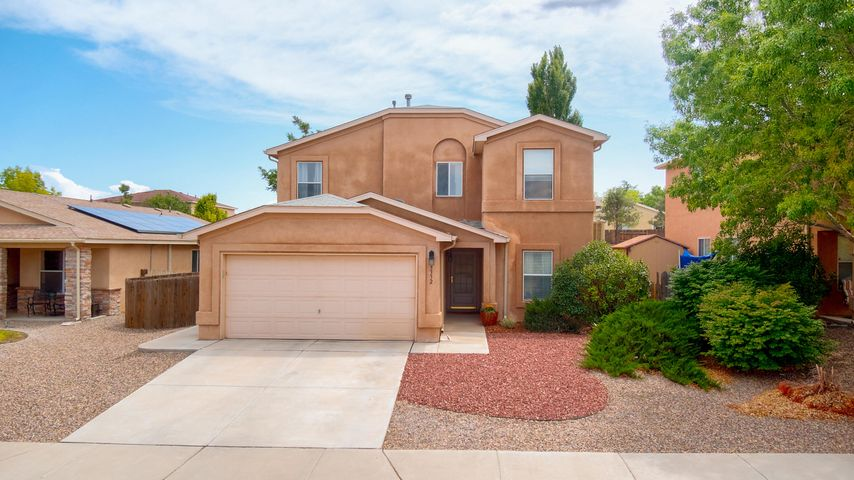 5332 FEATHER ROCK Place NW, Albuquerque, NM 87114