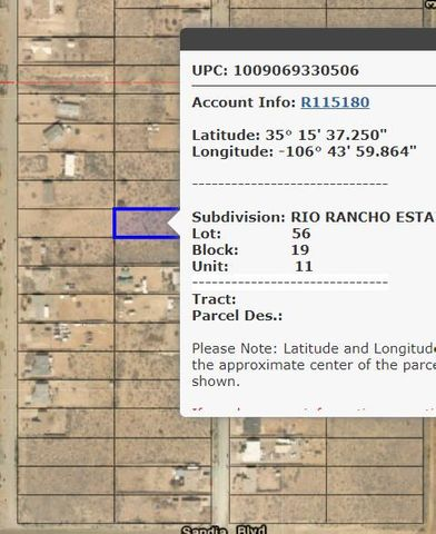 101 2nd Street NE, Rio Rancho, NM 87124