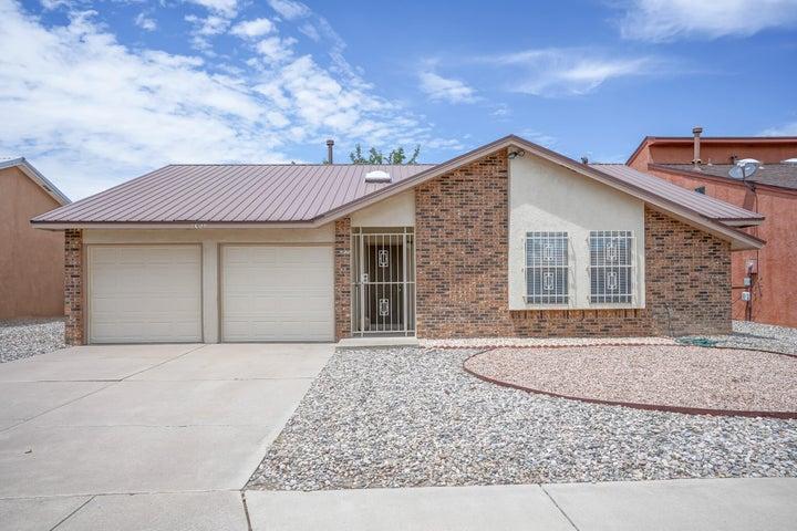 5609 WINGATE Avenue NW, Albuquerque, NM 87120
