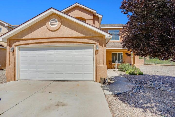 1441 PENASCO Road NE, Rio Rancho, NM 87144