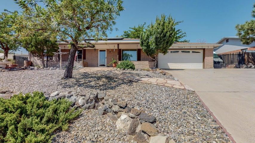 4609 BRYAN Avenue NW, Albuquerque, NM 87114
