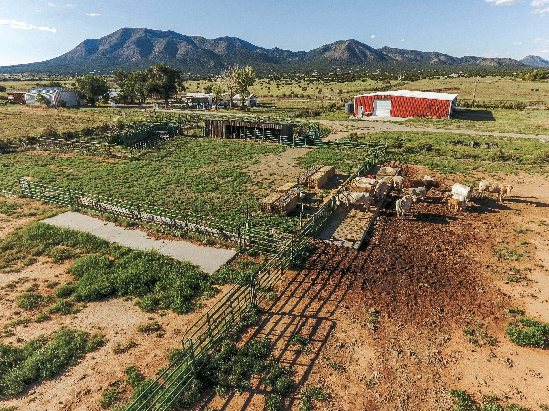 62 Moonbeam Ranch Road, Edgewood, NM 87015