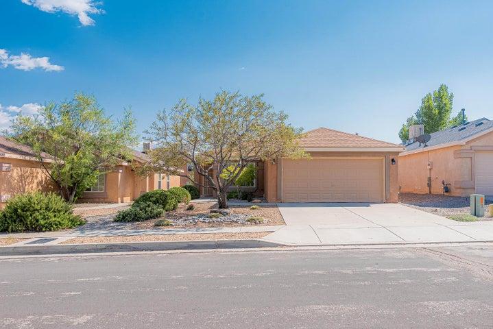 7600 GOSHAWK Avenue NW, Albuquerque, NM 87114