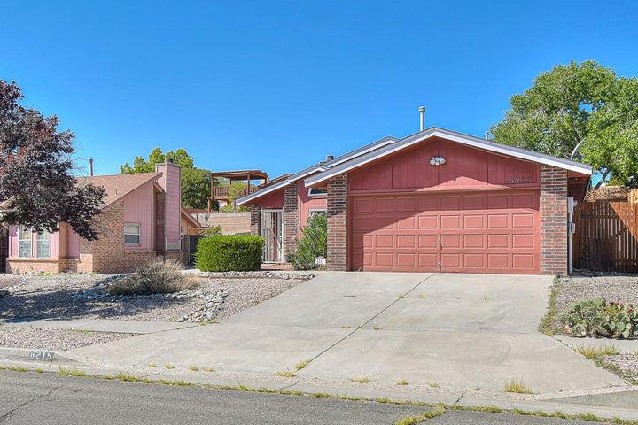 6215 VIA CORTA DEL SUR NW, Albuquerque, NM 87120