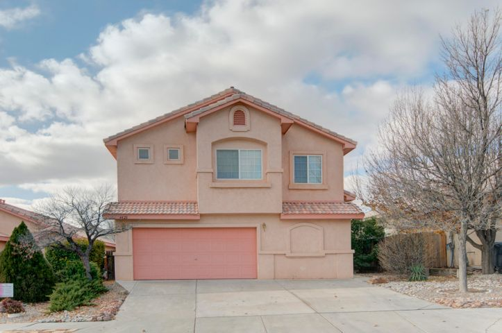 Rare opportunity to buy a clean original one owner home  in the highly desirable Cottonwood location! Former model home, offering  4 Bedroom's plus an additional large Office/Bonus Room! If you work from home or have a multi-generational family need, then this is perfect for you! Tile roof, heated/cooled Finished Two car garage w/recessed can lights, Two living areas,  natural light with soaring vaulted ceilings. Plenty of Storage, custom features including arches, ledges and nichos throughout ! Island / Bar in Kitchen with plenty of cabinets;  fireplace in second living area. Huge Master BR with  balcony, expansive city & mountain views!  other bedrooms have walk-in closets with a window in each for natural light! Put this on your must see list will not last  in this neighborhood! No HOA!