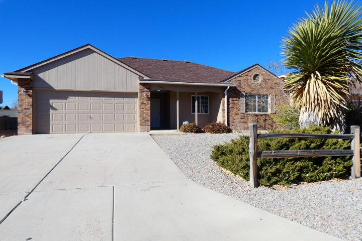 Move in Ready! Here is a very nice home located in the popular Enchanted Hills Subdivision. This home has recently been updated with new carpet, paint, appliances, light fixture and much more. Features, eat in kitchen 3 bedrooms 2 baths, 2 car garage, side yard access with an good sized back yard.