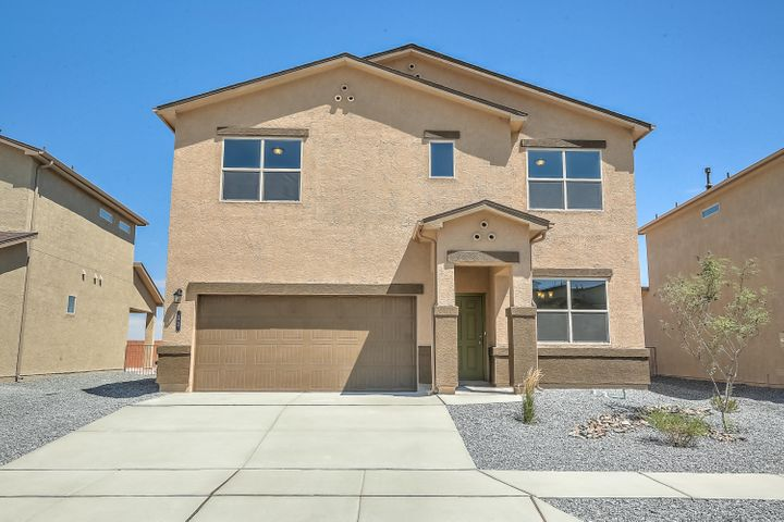 Brand new move in ready Express home by DR Horton. Open floor plan three bedroom 2 1/2 bath home with wonderful views.
