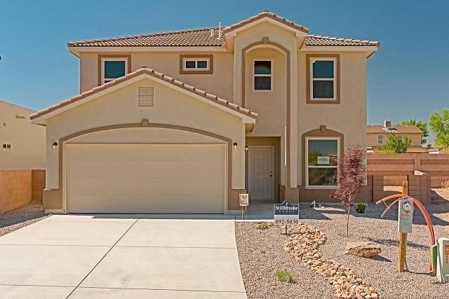 Welcome home! Spacious two-story home. Open floor plan that you will love! Featuring a study or fourth bedroom. Ample space throughout the home for entertaining, the kitchen features granite counter tops and an island complimented with all new appliances, surrounded by custom hand finished cabinets. Laundry room is conveniently located on the upper level. Master suite features walk in closet and garden tub. All located in a great family neighborhood in a private cul-de-sac. Come make this home yours today!!