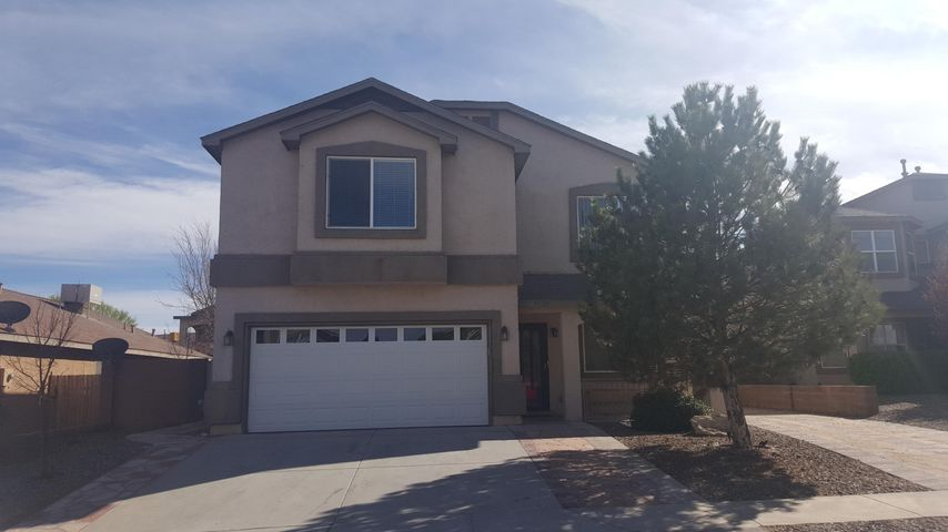 Spacious two-story home. Open floor plan . your buyers will  will love it.