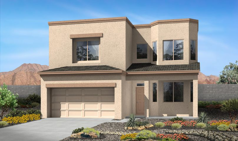 Under construction is the Erickson floor plan offers 5 bedrooms, 3 baths, 2+ car garage on a corner lot. Spacious open floor plan with ceramic tile in all wet areas including the family room. Crown moulding above kitchen cabinets, granite countertops with kitchen island and backsplash.