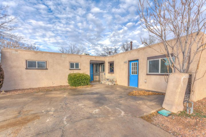 There is so much space in this home! The space gives so many opportunities! The home has a newer roof, new paint, new carpet,custom granite counter tops and custom wood work to make this home unique! There is an attached apartment with private entry!