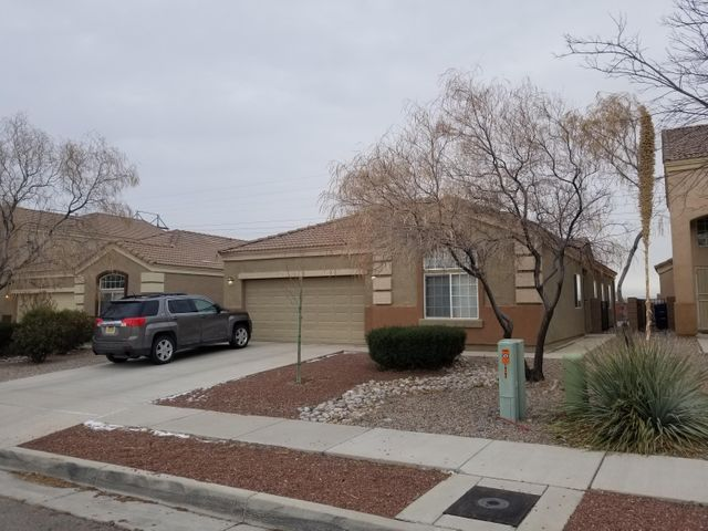 Great home on the Westside of Albuquerque just minutes from I-40.  Easy access to the freeway , as well as shopping, schools, and parks.  This house is situated in a nice quiet neighborhood and is move in ready.  Homeowner has made this a charming house.  Very clean with modest upgrades.  This is a must see property for any buyer.