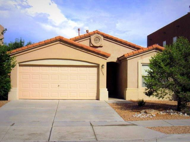This gorgeous home in the heart of Ventana Ranch will not disappoint!  The very open floorplan will delight and the new tile wood floor is amazing!The kitchen opens into the living room, which features a gas fireplace!  The master bedroom boasts a double sided fireplace and full bath with separate tub and shower!  The 2 guest bedrooms share a bath and also feature the tile wood flooring!  The dining room opens into the living room and makes it easy to entertain or relax in this property! Washer and dryer are in a large laundry room!  Refrigerated air is an extra bonus!