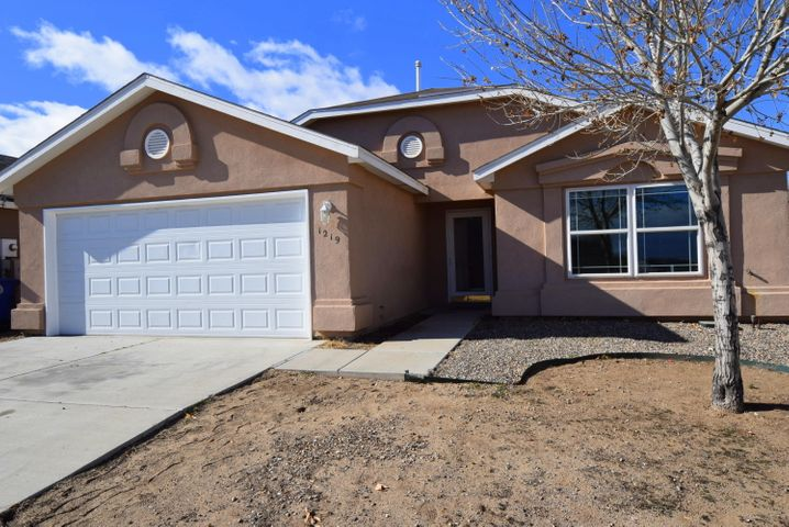 Don't miss this 4 bedroom home with tile floored entry, great room and kitchen.  Master has walk in closet and separate from other bedrooms.  Light and bright.   Near schools and park.  Quick access to I40.