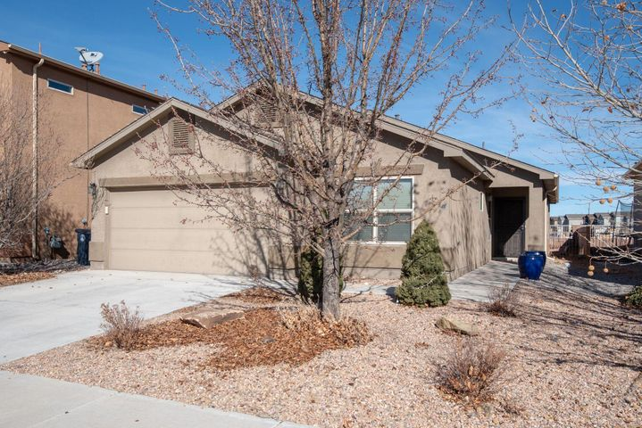 This home is perfect for anyone wanting a one story! Great floor plan with big open kitchen with stainless appliances including refrigerator* 3 bedrooms + office/study* no back neighbor*Wonderful neighborhood with parks nearby and easy access to all amenities. Also in coveted Volcano Vista school district. It needs some cosmetic improvements so it is priced to sell!! Seller is offering a Home Warranty