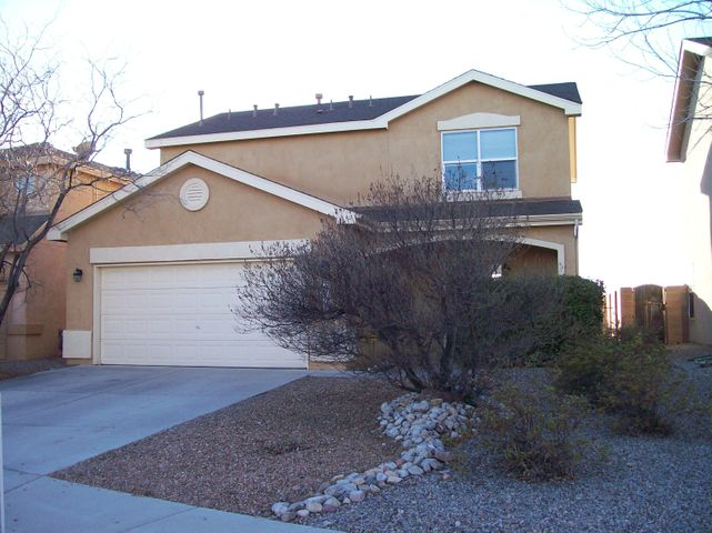 Come make this beautiful home your Castle!Fully landscaped front and back yard, incredible sunset views! Bedrooms are large!Custom Tile floors! Brand New Carpet!! Fresh Paint! Amazing kitchen features maple cabinetry, Stainless appliances, solid surface countertops! Livingroom entertainment center and bench seating! Master bath with shower and garden tub, custom closet! New Refrigerated A/C! Washer, dryer and Refrigerator stay!