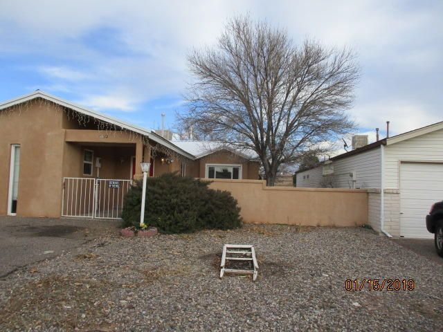 2 bedroom 2 bath home located in a well established neighborhood. Front yard is fenced and Garage has been converted into bedroom. Home is full of potential with a little bit of TLC the possibilities are endless.Seller does not pay for GRT. Property may qualify for Seller Financing (Vendee).