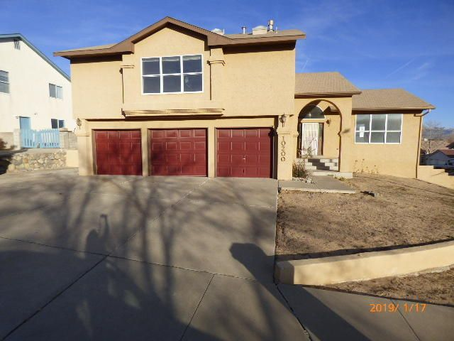 Are you looking for a great location with lots of space? Here it is. This home is located on an over-sized corner lot with lots of space. Also, and over-sized 3 car garage. Close to schools, stores and major highways. The interior features 5 bedrooms 2 living areas, 3 stories for your growing family and is ready for your special touch and improvements to gain that possible instant equity.