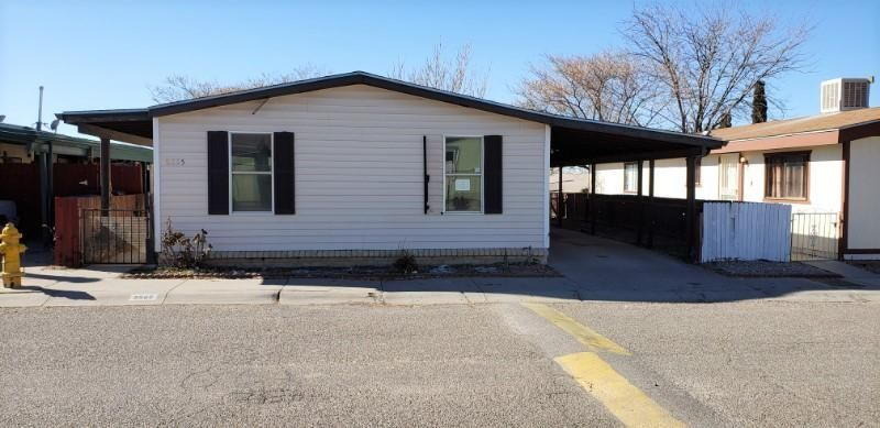 Great location with easy access to the highway, shopping and amenities! This home has great features and with some fixing up it can be a great investment. The home has spacious rooms, huge living room overlooking the dining area, large kitchen with eat in area, 1 car covered parking space, covered patio. Excellent price! Home smells inside and needs work  including flooring, paint, roof etc.