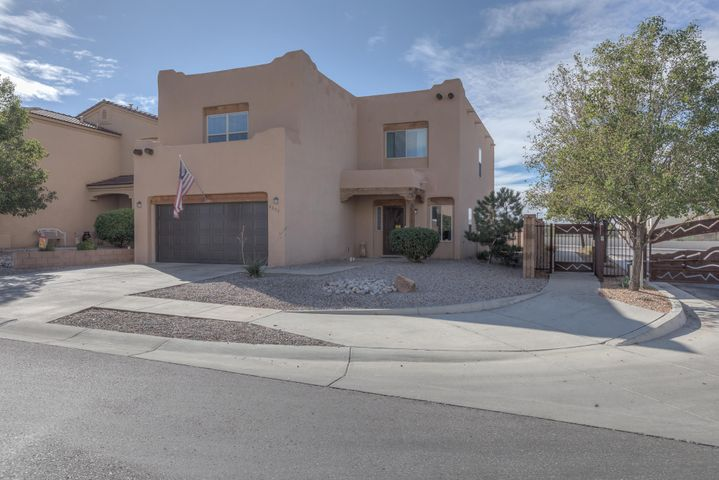 Beautiful spacious home! This home features two living areas, large kitchen with island and breakfast nook. Living room with gas log fireplace and T&G ceiling. 2nd Liv/Din combo. Large loft area. Oversized bedrooms. Spacious Master suite with two-way fireplace, walk-in closet and view deck. Updated light fixtures, stainless steel appliances. Newer window blinds (Oct. 2018).Easy care front and back yards. Gated subd. A must see!!!
