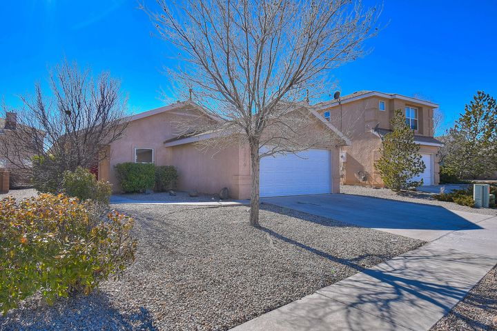 Home at last! Updated throughout. feels brand new! Large open kitchen includes brand new LG Stainless Steel appliances, gas 5-burner range, microwave, dishwasher, recessed lighting, quartz counter-tops, tile deco back-splash, and a full pantry. This light & bright home features tile plank flooring in all the right places. Large living room is flooded with light. Other improvements include new high-efficiency lighting and new faucets/fixtures throughout. Nestled in a peaceful community on a low traffic street. Nearby pool, park, walking paths, and more. Hurry and make this your new home.