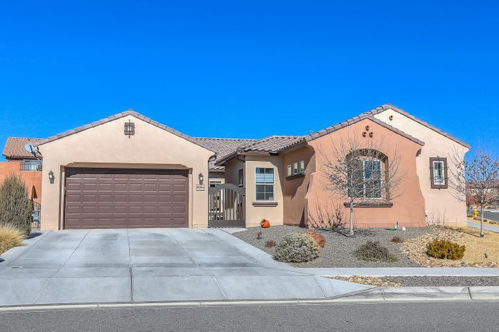 Welcome home to this exquisite Pulte 4 bedroom 4 bathroom home in the exclusive Gated community of Tres Colinas in Loma Colorado. This home has many upgrades beginning with the expansive corner lot. This home notably has over $30k in high quality landscaping. The master suite boasts double sinks, a large fully tiled walk-in shower and large closet space. The living area is spacious with built-in niches for entertainment and decor. From the private front courtyard, you will be invited into this open floorplan through the large foyer. This home boasts open space and large rooms throughout. The 4 spacious bedrooms have remote control ceiling fans, walk-in closets, and lots of windows for natural lighting. Need two master bedrooms or an in-law suite? This home may be the perfect fit with...