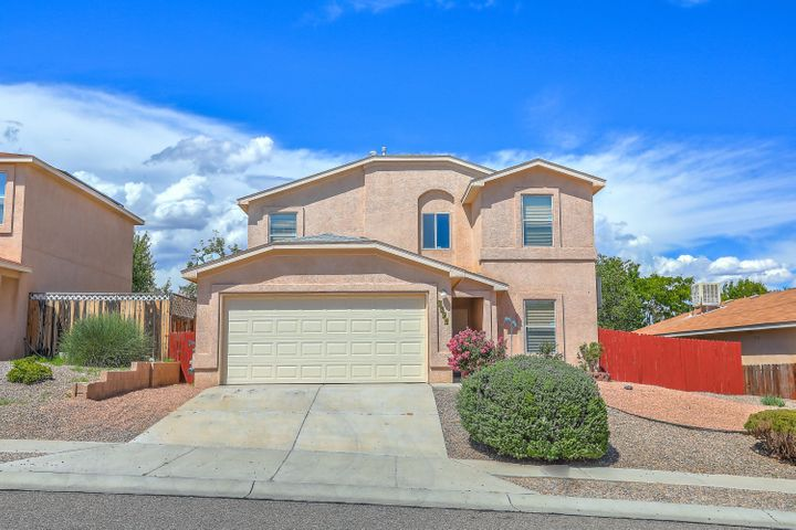 NO CARPET in this Beautiful FOUR bedroom THREE FULL BATH home in desirable neighborhood just minutes from Cottonwood Mall, schools and grocers. One bedroom and full bath downstairs for your guests or mom quarters! Lovely new granite counters and back-splash in kitchen, HUGE dining area big enough to fit table for 8 PLUS hutch and buffet. AND New flooring in baths, and HUGE bedrooms with large closets! Cozy Living Room with fireplace. Quiet, pretty and RELAXING backyard complete with covered patio, flagstone, and many trees such as apricot, cherry, plum, and nectarine! This home also has a community pool and park! Hard to believe all of this $97 per sq/ft....WOW!! **One bedroom perfect for your guests with bathroom adjacent downstairs and 3 up. THIS IS A MUST SEE!