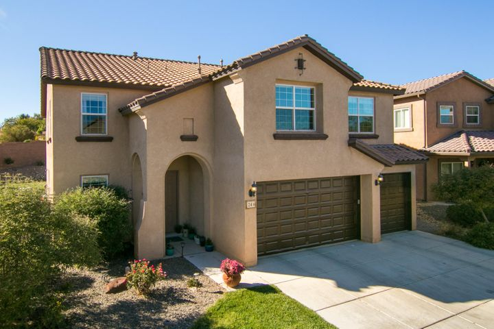 Space for everyone! Lovely Pulte ''Madrid'' model in beautiful Loma Colorado.Huge landscaped yard. Two living areas plus an upstairs loft. First floor has a room that could be a 6th bedroom though it does not have a closet. Kitchen spacious and open to family room with corian counters and upgraded appliances and cabinets. 5 bedrooms upstairs, including HUGE master with AMAZING closet! Master bath has double sinks, separate shower and large tub. Two bedrooms share a Jack &  Jill bath. Hall bath with double sinks for remaining bedrooms. Refrigerated air. 3-car garage. Wonderful neighborhood with parks close proximity to recreation center,pool, library and sought after Rio Ranch High School.