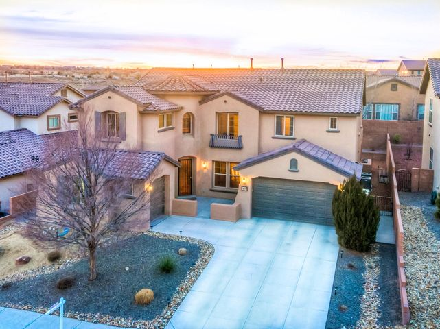 Gorgeous home located on a cul-de-sac in the desirable Loma Colorado community.  The main floor has office, formal living/dining, mother-in-law suite/guest room, and large open kitchen/dining with desk.  The kitchen has fabulous upgrades including R.O. water filter, convection microwave, stainless appliances, butler pantry, and huge food pantry!  Upstairs you will find laundry near bedrooms, expanded loft, an abundance of storage, and finished attic.  The large master has dual closets, sinks, a jetted tub, and full shower.  Timer for instant hot water when needed, and water softener.  In the yard there is a playground included, grass, and built-in grill.  The plants are beautiful in warmer months!  Loma Colorado has walking paths, parks, great schools, library, sport center, and more!