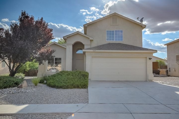 Beautiful 3 bedroom house with new carpet, paint and fixtures. Two spacious living areas. Oversized backyard. New Stainless Steel Appliances, Refrigerator, Dishwasher, Stove, Microwave to beinstalled at closing. Come see this move in ready home!!