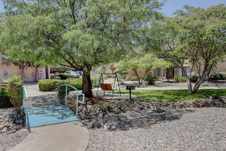 Wonderful Paradise View Condos.Great  West side Location. Walk into this light filled condo and know you are home.  Inviting one bedroom I bath.  Nice updates throughout, Light fixtures, Patio door &  Freshly painted making this move in ready.  Enjoy your morning coffee on your spacious covered patio.  Beautiful grounds that you can enjoy but don't have to maintain.  Plus walking distance to Paradise View Golf Club and Restaurant.  Carefree living as the HOA covers repair and maintenance of roof, AC, water heater, exterior building and grounds maintenance.  HOA pays water, gas and insurance.  All you pay is electric