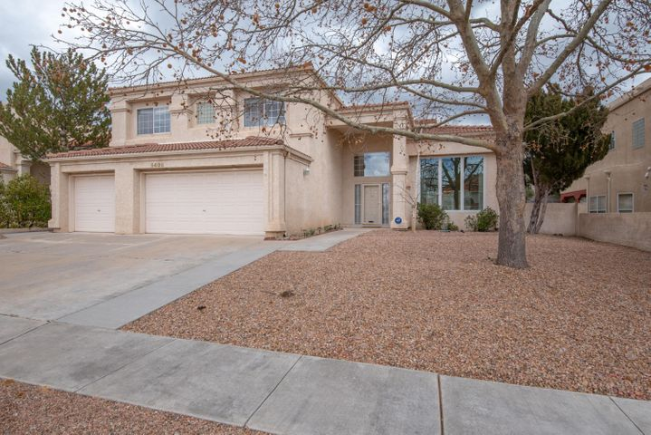 Don't miss this 4BR 2&3/4 BA home in Winridge neighborhood. Convenient location. Clean, well maintained and ready for a new owner. Main floor BR is next to 3/4 BA, ideal for guests. Large kitchen with lots of cabinets opens to family room. MBR has its own fireplace and balcony overlooking the private backyard, and large Master Bath. Lots of storage including attic storage in the MBR closet and a large walk in closet in the hall off the MBR. Low maintenance yard,  3 car garage with plenty of shelving.