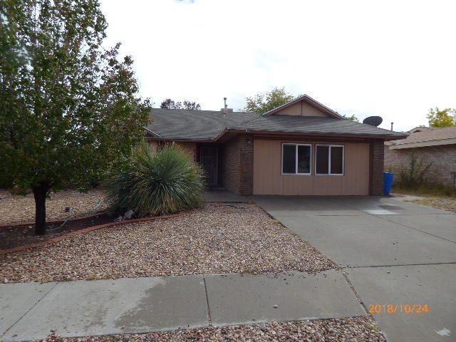 This property is located in the popular Taylor Ranch area.  Some features of this home to include a fireplace, 3 bedrooms and 2 baths. The garage was converted into a 4th bedroom. This home does need some TLC but does offer lots of opportunity for some sweat equity. This would also be a great investment for an investor.