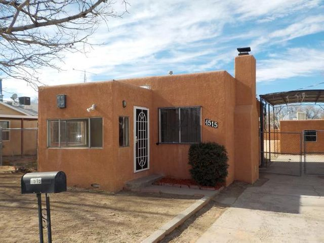 Lovely casita located in the northwest area of Albuquerque. Separate work shop. Has three bedrooms and two bathrooms, cozy fireplace.