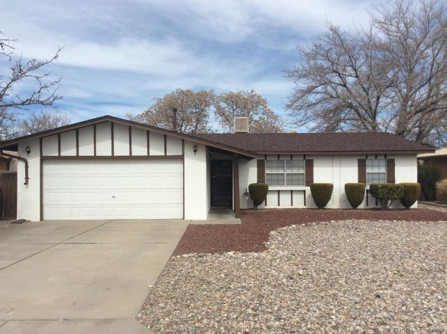 This Home is a GEM!!!!!  Great Location with an open floor plan.  New Roof ( Feb. 2019) with warranty and A/C unit . This is a cute cottage style home that sits on  a fully landscaped lot that is almost a 1/4 acre (.21).  Great open floor plan with 2 living areas and is move in ready. All Stainless Steel kitchen appliances  & washer and dryer convey with the property.