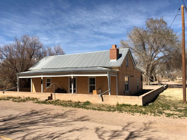 Looking for a charming Adobe House this could be for you. This is a two bedroom 1 bath home with 988 sq. feet of living space. Must see to appreciate. Make an appointment today.