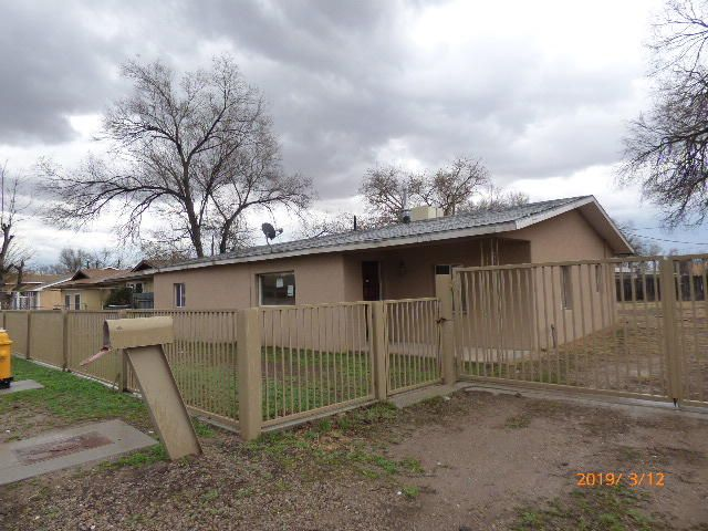 This home shows some recent improvements but the work was not completed. There is sub-flooring damage due possible past water damage.  This is a great opportunity for that creative investor or that home owner looking for the sweat equity. This home features 3 bedrooms 2 baths, pitched roof, and side yard access.