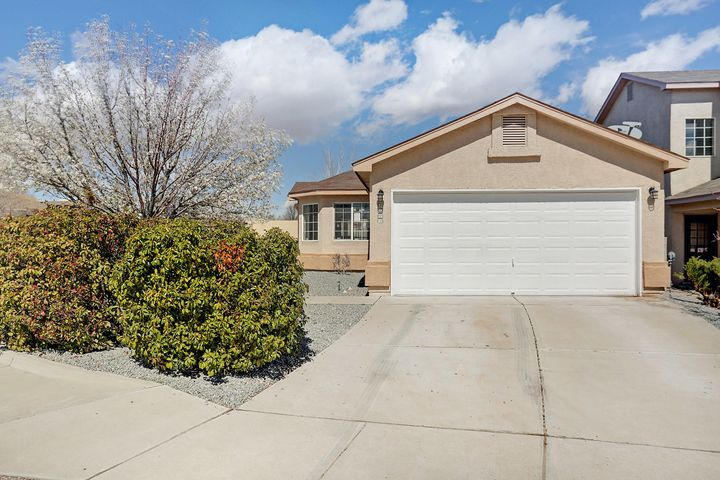 Great Home in Gated Community.  New Paint, New Carpet, New Stainless Steel Appliances, Refrigerated air, New fixtures.