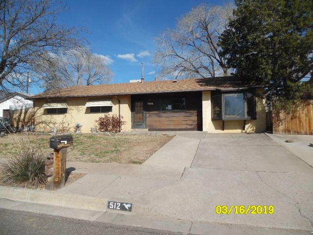 Ranch style 3 bedroom, 1.75 bath with detached 2 car garage.  Sits on a large lot with quick access to Interstate.  The home has potential.  2 living areas, open kitchen, large bedrooms.
