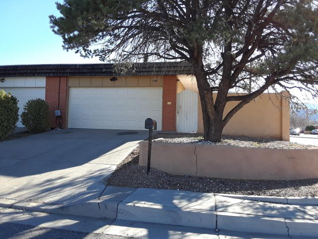 NE Heights Value! This wonderful Townhouse with : newer Paint ceiling fans,  Counter Tops, Stainless Steel Refrigerator, Self-Cleaning Range In the NE Heights, you cannot beat this deal.