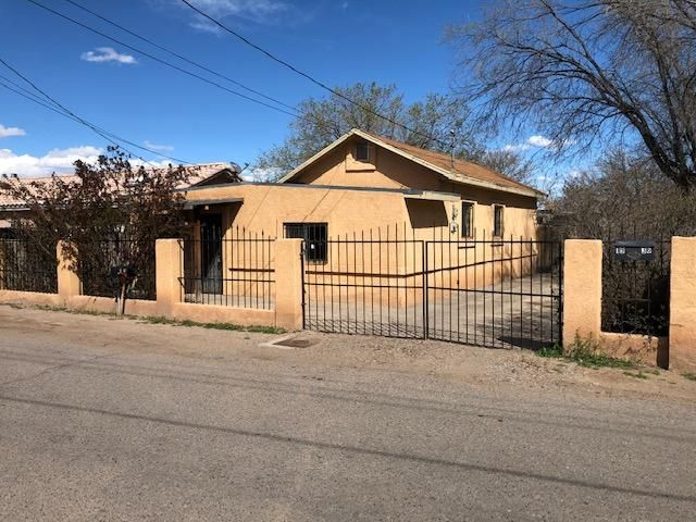 Easy access to shopping, schools, parks. Home needs work but has great potential. Spacious rooms, huge living area, spacious kitchen, huge yard with gate entry and side access! This is a diamond in the rough! Come take a look! Property being sold as is
