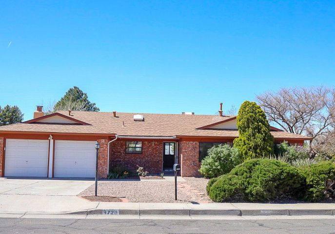 Ready Now:  Updated 4-BR on quiet, large New Holiday Park cul-de-sac lot with MOUNTAIN VIEWS.  Large eat-in kitchen w/ new cabinets and recently updated appliances, skylight and a view of the mountains.  Plus formal LR & DR.  Family RM has wood-burning FP.  New Carpet and Paint 2019.  Mastercool 2019, Roof 2018. Remodeled Master and Guest Bath.   Great grassy backyard w/covered patio.  RV potential.  Walking distance to SY Jackson Elementary and Eldorado High School.    Come greet your new home.  SELLER IS LICENSED BROKER.