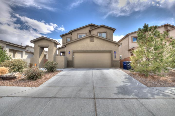 Come see this beautifully well kept 4 bedroom , 2 story with huge loft this home is barley 3 years old and still looks new located in the high desirable neighborhood of Taos At The Trails. Kitchen has granite counter tops and all the appliances including the fridge. come see this home before it sells.